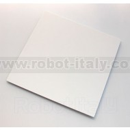 Expanded PVC Sheet 200 x 200 x 3 mm White