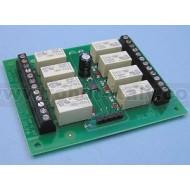 8 channels relay module