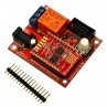 ESP8266-EVB - EVALUATION BOARD FOR ESP8266 WITH RELAY