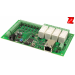 dS3484 - 4 x 16A ethernet relay