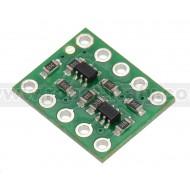 2595 - Pololu Logic Level Shifter, 4-Channel, Bidirectional