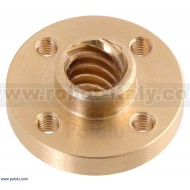 2688 - Traveling Nut for TR8×8(P2) Threaded Rods