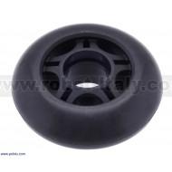 3272 - Scooter/Skate Wheel 70×25mm - Black