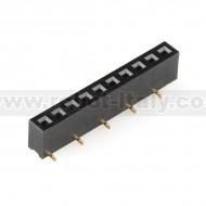 2mm 10pin XBee Socket - SMD
