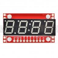 7-Segment Serial Display - Red