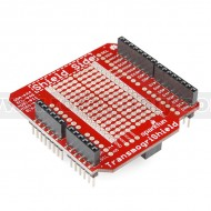 TransmogriShield - Shield per Arduino Leonardo