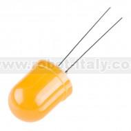Diffused LED - Orange 10mm