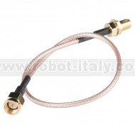 Interface Cable - SMA Female to SMA Male (25cm)