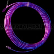EL Wire - Purple 3m (Chasing)