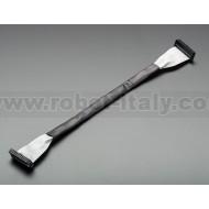 "GPIO Tube Ribbon Cable for Raspberry Pi - 12"" long -"