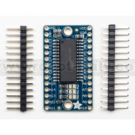 Adafruit 16x8 LED Matrix Driver Backpack - HT16K33 Breakout -