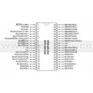 PicMicro 18F4520-I/P Microchip