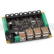 1019 - PhidgetInterfaceKit 8/8/8 w/6 Port Hub