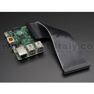 GPIO Ribbon Cable for Raspberry Pi Model A+/B+/Pi 2 (40 pins)