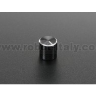 Slim Metal Potentiometer Knob - 10mm Diameter x 10mm - T18