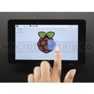 "Pi Foundation PiTFT - 7"" Touchscreen Display for Raspberry Pi"