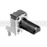 Potenziometro ALPS 10KOhm - 9mm - 90°