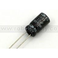 Condensatore Elettrolitico 22µF 100V P=2.5 - 10Pcs