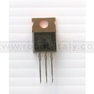 Transistor MOSFET IRF9540 Tipo P