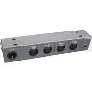 DMX-SPLIT4 Top Quality 4-Way DMX Splitter