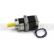 3332 - 57STH56 NEMA-23 Bipolar Stepper with 4.25:1 Gearbox