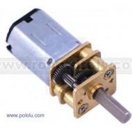 1093 - Pololu 30:1 Micro Metal Gearmotor HP