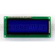 Display LCD 16x2 - Blu