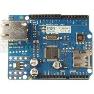 Arduino Ethernet Shield REV3 - PoE Ready