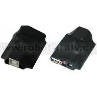 USB-ISO Isolatore USB 2.0 Full speed, 1000VDc
