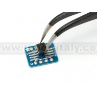 SMT Breakout PCB for SOIC-8, MSOP-8 or TSSOP-8 - 6 Pack!