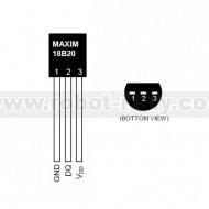 DS18B20 - Sensore di temperatura digitale