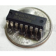 74HC595 8bit Shift register