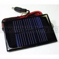 Cella solare 94 X 61mm cablata