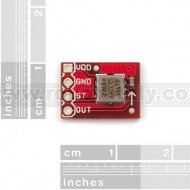 Accelerometro - ADXL193 +/-250g