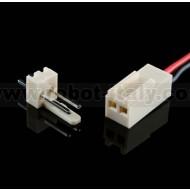 Cavo + Connettore da PCB tipo Polarizzato - 2 poli
