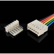 Cavo + Connettore da PCB tipo Polarizzato - 6 poli