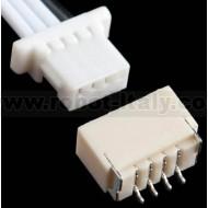 Cavo + Connettore da PCB tipo JST SH - 4 poli