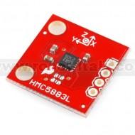 HMC5883L - Sensore magnetico a 3 assi