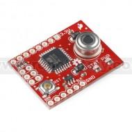 Scheda di valutazione per sensore temperatura IR MLX90614