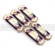 LilyPad - LED micro (5 pezzi) - ROSSI