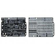 PICAXE-28X2 Shield Base (solo PCB)