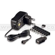 Alimentatore a risparmio energetico 3-12V 1.5A