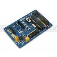 MuIn dsPIC - Scheda Multi Interfaccia con PIC33F