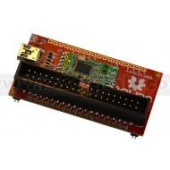 A13-SOM-WIFI - SYSTEM ON CHIP MODULE, A13 CORTEX-A8 ARM PROCESSOR SHIELD WITH WIFI