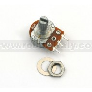 Potenziometro ALPHA 500KOhm Lin. - 16mm