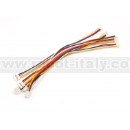 Grove - Universal 4 Pin 20cm Cable (5 PCs Pack)