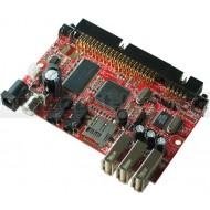 iMX233-OLinuXino-MINI SINGLE-BOARD LINUX COMPUTER WITH I.MX233 ARM926J @454MHZ