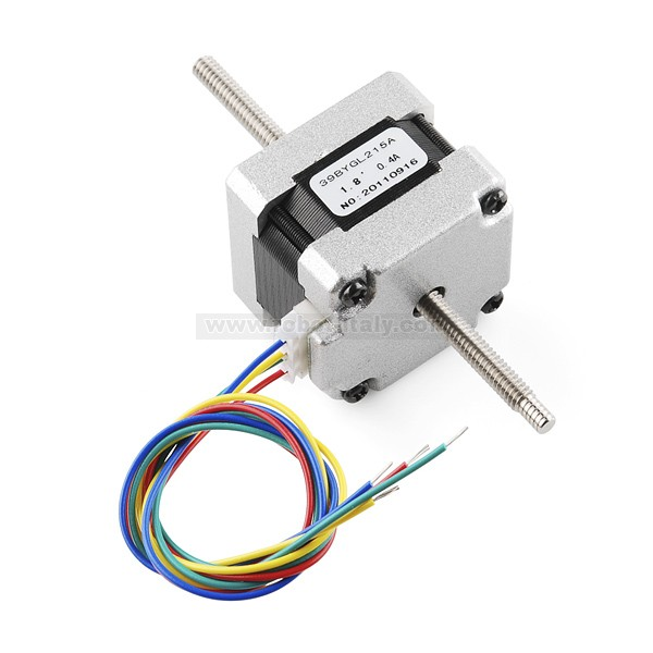 710848 Stepper Motor 29 200 Steps Rev Threaded