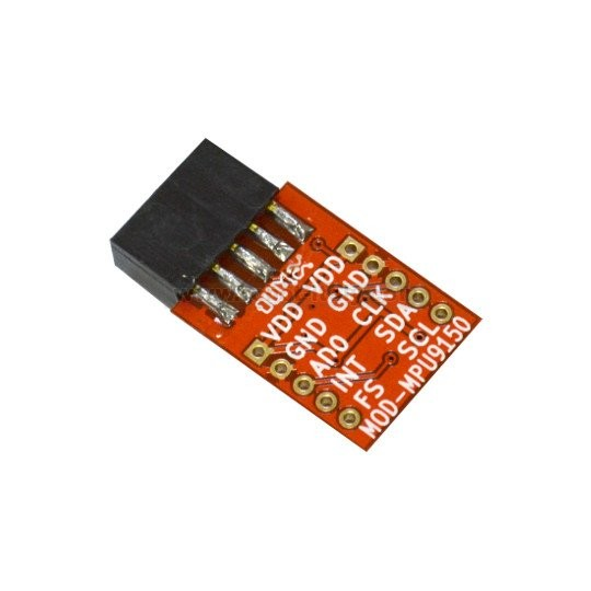 This tiny breakout board carries Microchips 24LC512