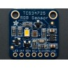 RGB Color Sensor with IR filter and White LED - TCS34725